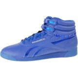 Ideal Design Reebok F/S Hi Jewelsi Honest Blue / Silver VD54824